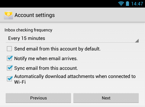 email-account-create-5-settings.png - Click for larger image