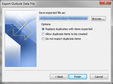 Outlook Export 7